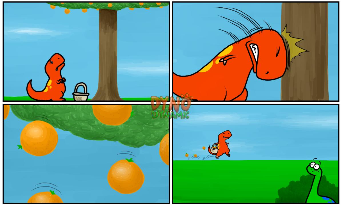 Dino Dynamic 3 wlogo